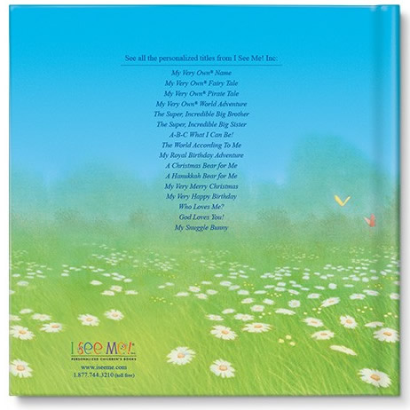 My Snuggle Bunny Personalized Storybook Thumbnail 12