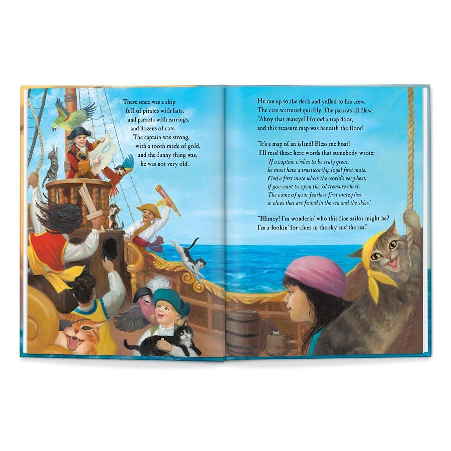 My Very Own Pirate Tale Storybook Thumbnail 1