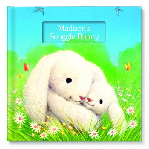 My Snuggle Bunny Personalized Storybook Thumbnail