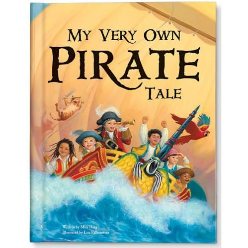 My Very Own Pirate Tale Storybook Thumbnail