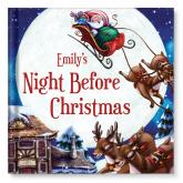 Night Before Christmas Personalized Storybook