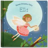Sweet Dreams, Fairy, Personalized Book