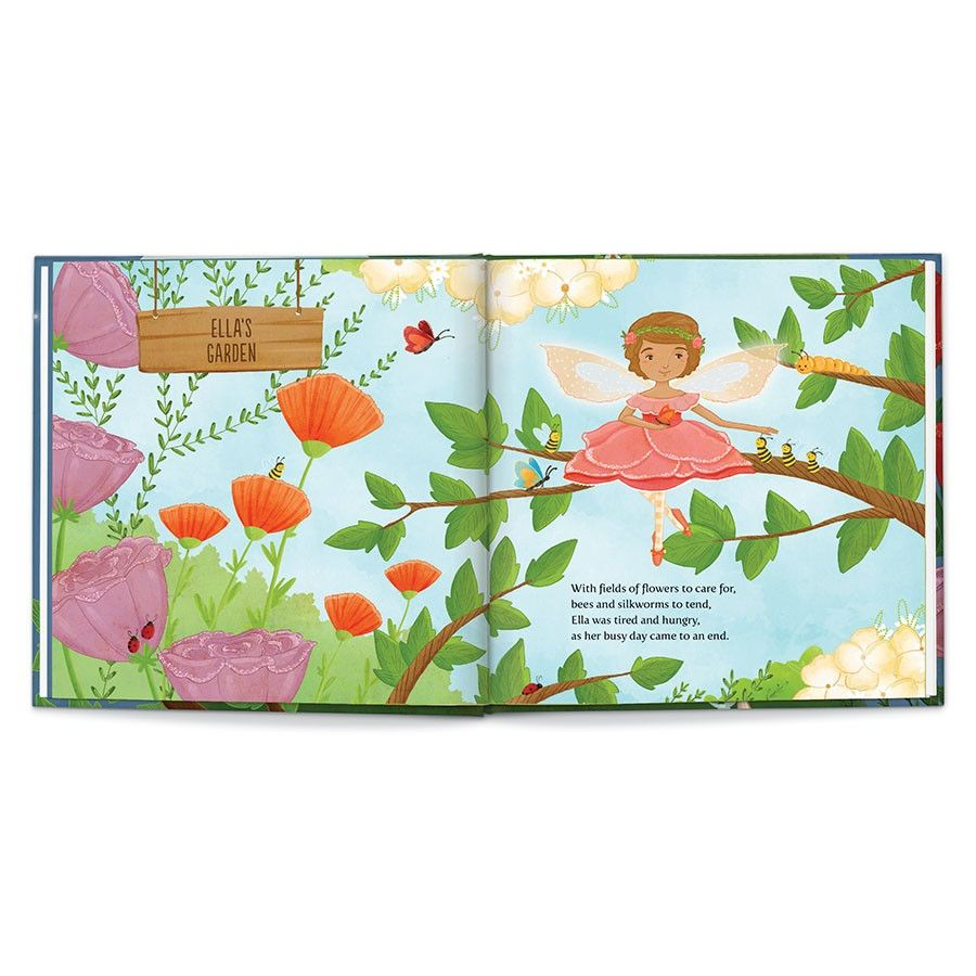 Sweet Dreams, Fairy, Personalized Book Thumbnail 2