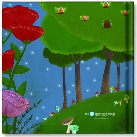 Sweet Dreams, Fairy, Personalized Book Thumbnail 13